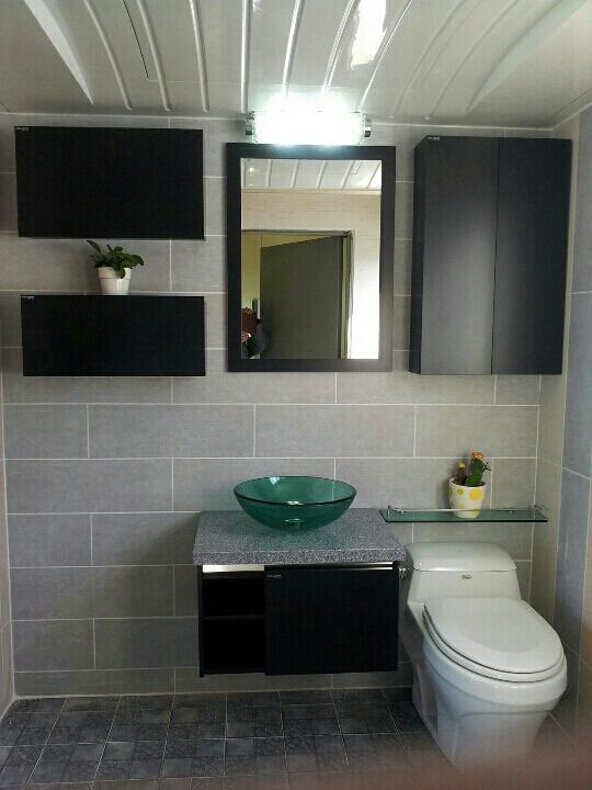 욕실 작업사진 > 주거공간  디자인모던
